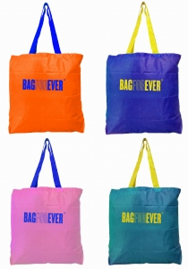 Light Weight Small Shopping Bags (Pack of 4)  6 Months Warranty Washable Grocery Bag