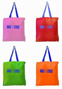 Durable Foldable Small Shopping Bags For Grocery (Pack of 4)  6 Months Warranty , Easy To Wash