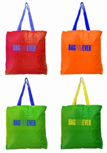 Multicolor Small Shopping Bags (Pack of 4)  6 Months Warranty Eco-Friendly Shoppings For Women