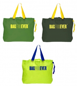 Foldable Pocket Size Grocery Bags For Markets