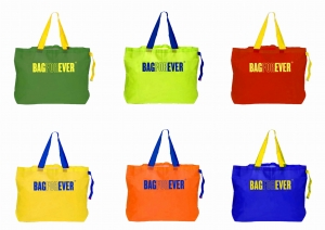 Pack Of 6 Environment Friendly Shopping Bags 6 Months Warranty