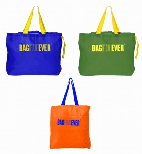 Pack of 3 (6 months warranty) Shopping Bags For Grocery