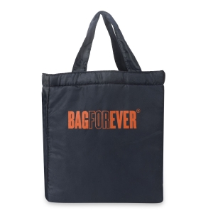 Bagforever Lunch Bag Light Weight  Washable & Reusable, Anti Fungus Unisex Tiffin Bag