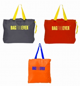 Pack of 3 (6 months warranty) Big and Small Size Shopping Bags