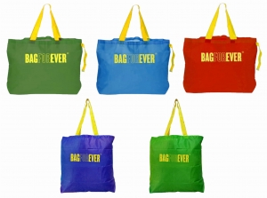 Pack of 5 (6 months warranty) Unisex Grocery Vegetable Bags