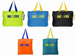 Pack of 5 (6 months warranty) Large Storage Shopping Bags