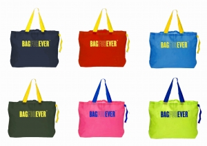 Pack Of 6 Durable Foldable Shopping Bags 6 Months Warranty