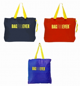 Pack of 3 (6 months warranty) Multicolor Daily Use Bags