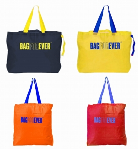 2 Big/2 Small Shopping Bags (6 months warranty)  For Men and Women