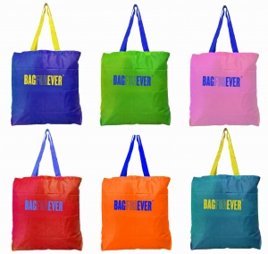 Supermarket Small Shopping Bags (Pack Of 6)  6 Months Warranty Light Weight & Eco-Frindly Grocery Bag