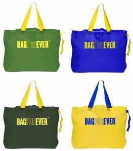 Pack Of 4 Light Weight Shopping Bags 6 Months Warranty