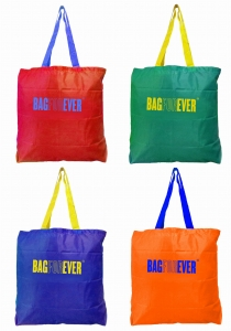 Environment Friendly Small Shopping Bags (Pack of 4)  6 Months Warranty Easy To Wash