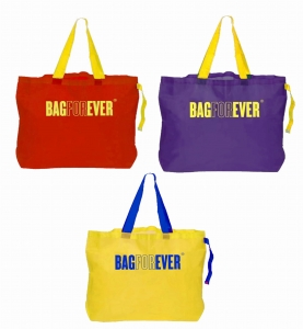Foldable Multiutility Shopping Bag - Pack of - 3