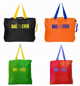 Pack of 4 (6 months warranty) Multipurpose Shopping Bags