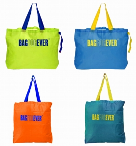 Pack of 4 (6 months warranty) Eco-friendly Shopping Bags